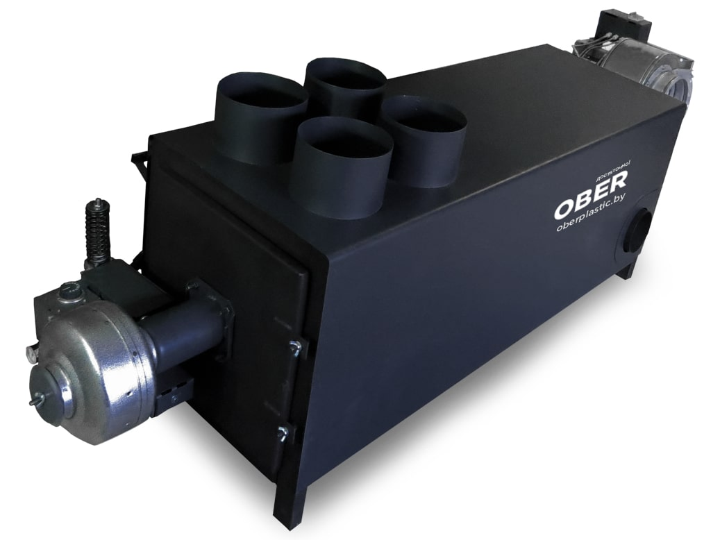Печь на отработке OBER ГрТ-3000 2