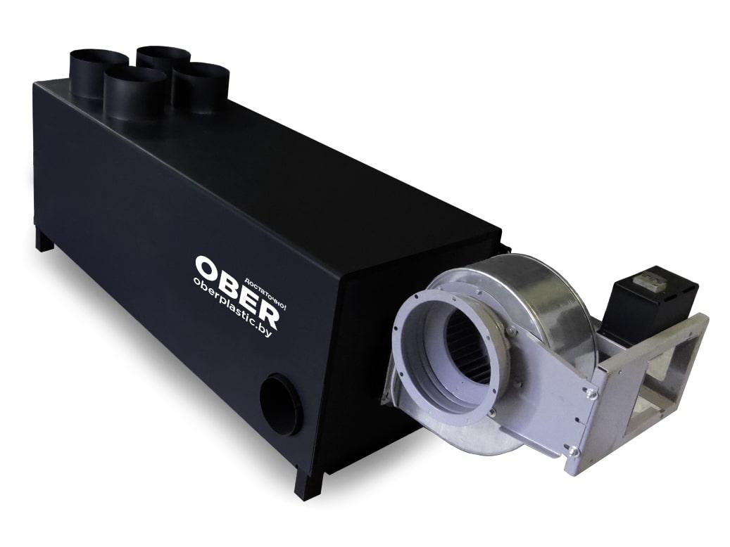 Печь на отработке OBER ГрТ-3000 4