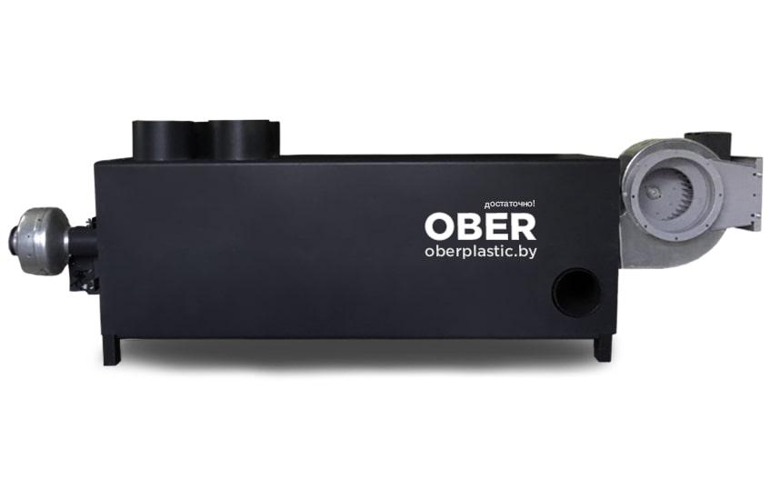 Печь OBER ГрТ-3000 на отработанном масле